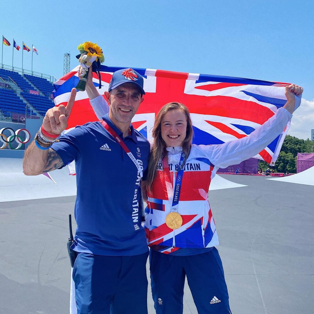 Charlotte Worthington: Scooter Rider to BMX Olympic Gold Medallist